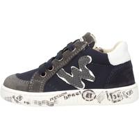 Schuhe Jungen Sneaker Low Balducci - Polacchino blu MSPO3505 BLU