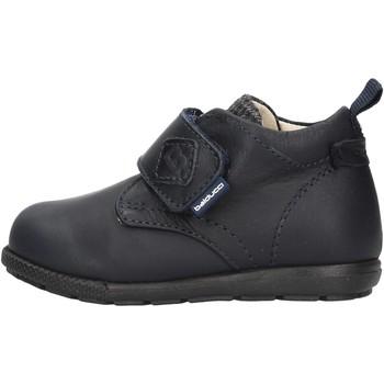 Schuhe Jungen Sneaker High Balducci - Polacchino blu CITA 4250 BLU