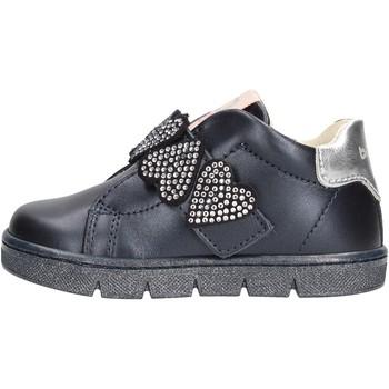 Schuhe Jungen Sneaker Low Balducci - Polacchino blu CITA 4005 BLU