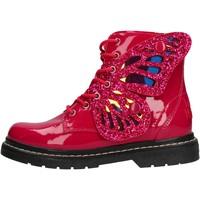 Schuhe Mädchen Low Boots Lelli Kelly - Fior di fata fuxia LK 6540 FUXIA