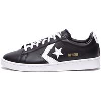 Schuhe Herren Sneaker Low Converse - Pro lth ox nero 167238C NERO