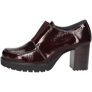 Schuhe Damen Ankle Boots CallagHan - Mocassino marrone 21916 MARRONE