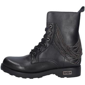 Schuhe Damen Low Boots Cult - Anfibio nero CLW321100 NERO