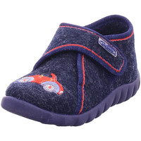 Schuhe Kinder Hausschuhe Bold - 3455-119 blau