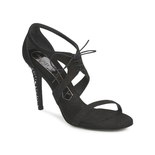 Magrit MIJARES Schwarz Schuhe Sandalen / Sandaletten Damen 131,60 131,60 131,60 a5cbc3