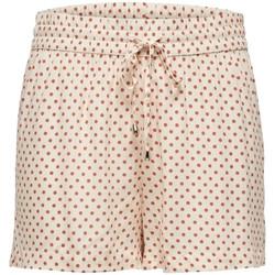 Kleidung Damen Shorts / Bermudas Jacqueline De Yong 15198156 Orange