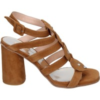 Schuhe Damen Sandalen / Sandaletten Sergio Cimadamore BK866 Braun