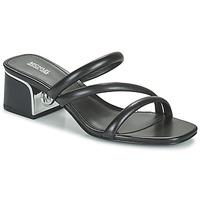 Schuhe Damen Pantoffel MICHAEL Michael Kors LANA MULE Schwarz