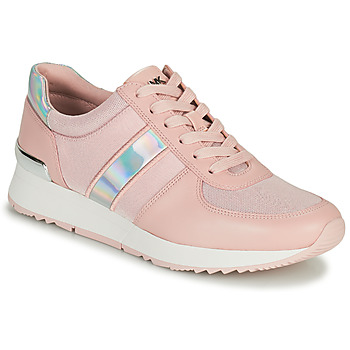 Schuhe Damen Sneaker Low MICHAEL Michael Kors ALLIE TRAINER Rose