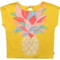 Kleidung Mädchen T-Shirts Billieblush / Billybandit U15873-548 Gelb
