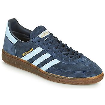 Schuhe Herren Sneaker Low adidas Originals HANDBALL SPEZIAL Blau / Weiss