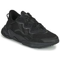 Schuhe Sneaker Low adidas Originals OZWEEGO Schwarz