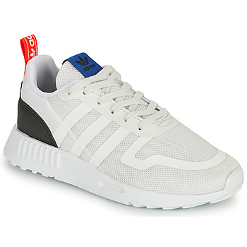 Schuhe Kinder Sneaker Low adidas Originals SMOOTH RUNNER C Weiss / Schwarz