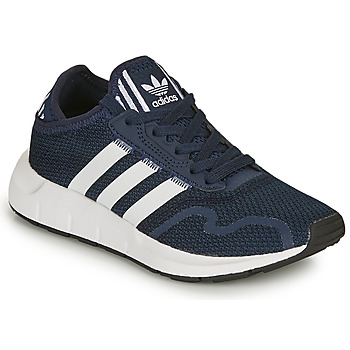 Schuhe Kinder Sneaker Low adidas Originals SWIFT RUN X C Marine