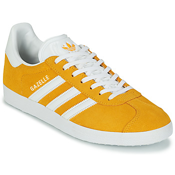Schuhe Sneaker Low adidas Originals GAZELLE Gelb
