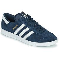 Schuhe Herren Sneaker Low adidas Originals HAMBURG Marine