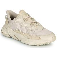 Schuhe Sneaker Low adidas Originals OZWEEGO Beige