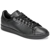 Schuhe Sneaker Low adidas Originals STAN SMITH SUSTAINABLE Schwarz