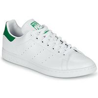 Schuhe Sneaker Low adidas Originals STAN SMITH SUSTAINABLE Weiss / Grün