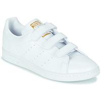 Schuhe Sneaker Low adidas Originals STAN SMITH CF SUSTAINABLE Weiss