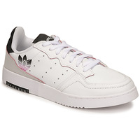 Schuhe Damen Sneaker Low adidas Originals SUPERCOURT Weiss