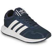 Schuhe Jungen Sneaker Low adidas Originals SWIFT RUN X C Marine