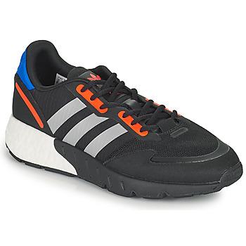 Schuhe Sneaker Low adidas Originals ZX 1K BOOST Blau / Grau