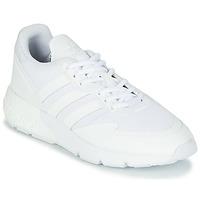 Schuhe Sneaker Low adidas Originals ZX 1K BOOST Weiss