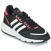 Schuhe Damen Sneaker Low adidas Originals ZX 1K BOOST W Schwarz / Rose