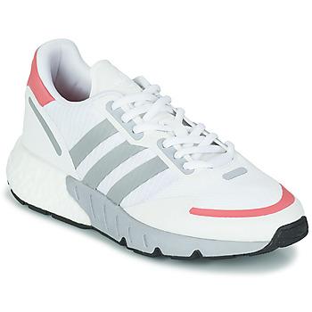 Schuhe Damen Sneaker Low adidas Originals ZX 1K BOOST W Weiss / Rose