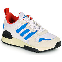 Schuhe Kinder Sneaker Low adidas Originals ZX 700 HD J Beige / Blau