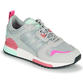 Schuhe Damen Sneaker Low adidas Originals ZX 700 HD W Grau / Rose