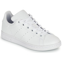 Schuhe Kinder Sneaker Low adidas Originals STAN SMITH J SUSTAINABLE Weiss