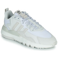 Schuhe Sneaker Low adidas Originals NITE JOGGER Weiss