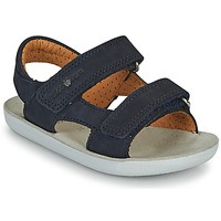 Schuhe Jungen Sandalen / Sandaletten Shoo Pom GOA BOY SCRATCH Blau