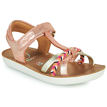 Schuhe Mädchen Sandalen / Sandaletten Shoo Pom GOA SALOME Rose
