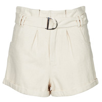 Kleidung Damen Shorts / Bermudas Betty London ODILE Beige