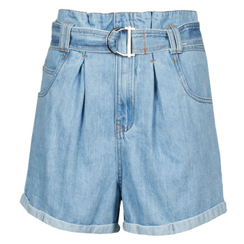 Kleidung Damen Shorts / Bermudas Betty London ODILON Blau