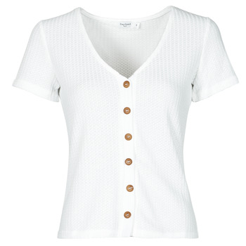 Kleidung Damen Tops / Blusen Betty London ODILOU Weiss
