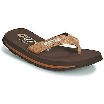 Schuhe Herren Zehensandalen Cool shoe ORIGINAL Beige