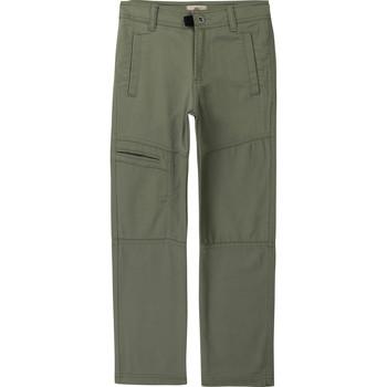 Kleidung Jungen Cargo Hosen Timberland CARGOTA Kaki