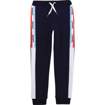 Kleidung Jungen Jogginghosen Timberland MARRA Marine