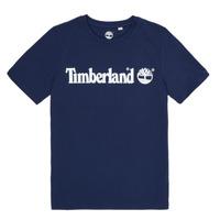 Kleidung Jungen T-Shirts Timberland VUILL Marine