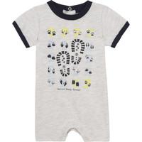 Kleidung Jungen Overalls / Latzhosen Timberland SUPLLI Grau