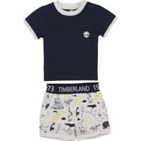 Kleidung Jungen Kleider & Outfits Timberland PITTI Multicolor