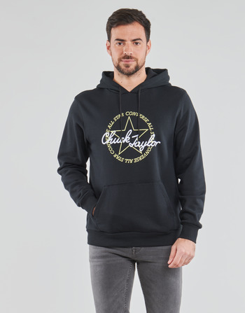 Converse DECONSTRUCTED CHUCK PATCH PULLOVER HOODIE