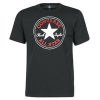 Kleidung Herren T-Shirts Converse NOVA CHUCK PATCH TEE Schwarz