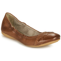 Schuhe Damen Ballerinas Dream in Green NERLINGO Beige