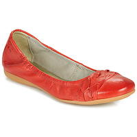 Schuhe Damen Ballerinas Dream in Green NERLINGO Rot