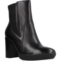 Schuhe Damen Low Boots Stonefly OPRAH 20 NAPPA LTH Schwarz